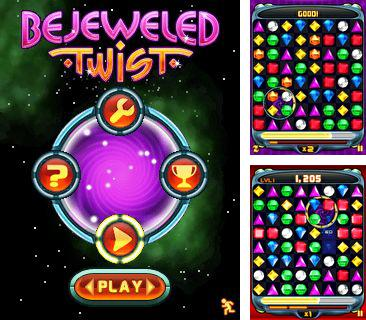 In addition to the game Dirty Jack: Quick Date for mobile phone, you can download mobile game Bejeweled Twist for free.