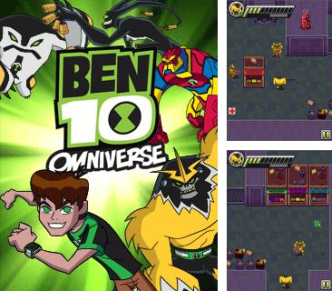 In addition to the game Apocalypse 3000 for mobile phone, you can download mobile game Ben 10: Omniverse for free.
