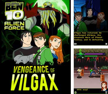 In addition to the game Chopper crash for mobile phone, you can download mobile game Ben 10: Vengeance of the Vilgax for free.