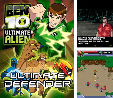 Download free mobile game: Ben 10: Ultimate Alien. Ultimate defender - download free games for mobile phone.