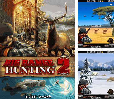 In addition to the game Big Range Hunting 2 for Android, you can download other free Android games for Samsung Galaxy Chat.