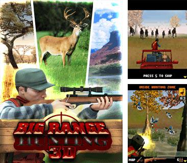 Download free mobile game: Big Range Hunting 3D - download free games for mobile phone.