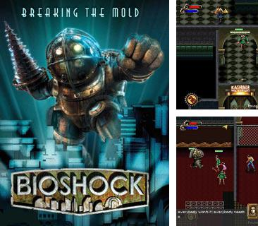 In addition to the game Half Life 2: The City 17 for mobile phone, you can download mobile game Bioshock Mobile for free.