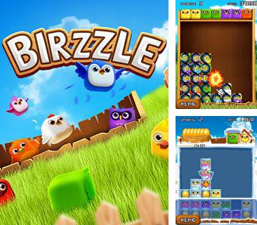 In addition to the game Real Football Manager 2013 for mobile phone, you can download mobile game Birzzle for free.