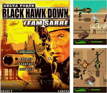 In addition to the game KatjaK: Black Label for mobile phone, you can download mobile game Black Hawk Down Team Sabre for free.