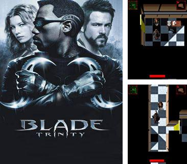In addition to the game FIFA 14 for mobile phone, you can download mobile game Blade Trinity for free.