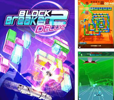 In addition to the game Mekamorf for mobile phone, you can download mobile game Block Breaker deluxe 2 for free.