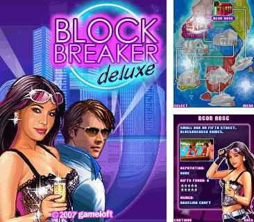 In addition to the game Edge Snow MOD for mobile phone, you can download mobile game Block Breaker Deluxe for free.