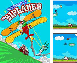 Download free mobile game: Bluetooth BiPlanes - download free games for mobile phone.