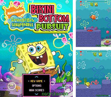 In addition to the game 24 Secial Ops: Jack Bauer for mobile phone, you can download mobile game Bob Sponge: Bikini Bottom Pursuit for free.