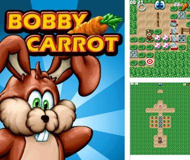 In addition to the game Sponge Bob Squarepants Bowling for mobile phone, you can download mobile game Bobby Carrot for free.