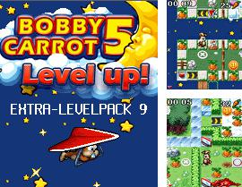In addition to the game The Sims 3: World Adventures for mobile phone, you can download mobile game Bobby Carrot 5. Level Up 9 for free.