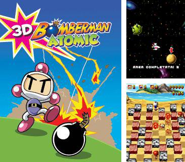 In addition to the game Roulette for mobile phone, you can download mobile game Bomberman Atomic 3D for free.