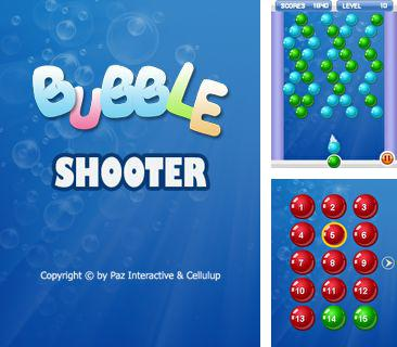 In addition to the game Midnight Bowling for mobile phone, you can download mobile game Bubble Shooter for free.