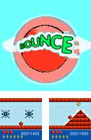 In addition to the game Master blaster for mobile phone, you can download mobile game Bounce for free.