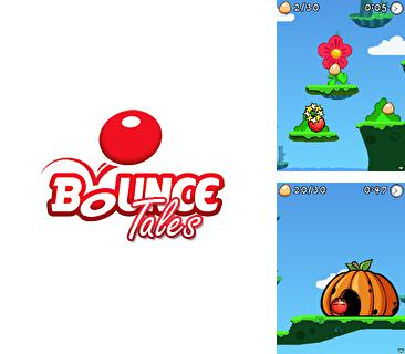 In addition to the game Bombay Rickshaw  Two Way Nightmare for mobile phone, you can download mobile game Bounce Tales for free.