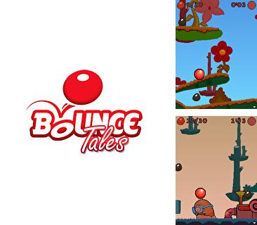 Download free mobile game: Bounce Tales Red Mod - download free games for mobile phone.