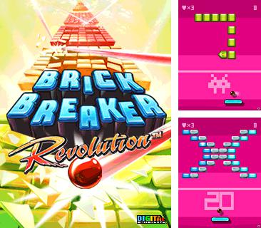 In addition to the game GTA 5 MOD for mobile phone, you can download mobile game Brick Breaker Revolution for free.