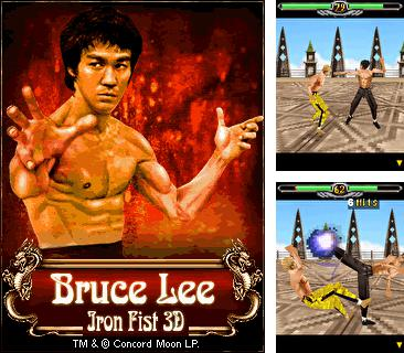 In addition to the game FIFA 09 RPL for mobile phone, you can download mobile game Bruce Lee Iron Fist 3D for free.
