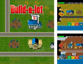 Download free mobile game: Build-a-lot - download free games for mobile phone.