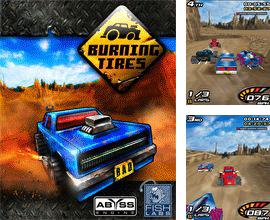 In addition to the game Guns'n'Glory for mobile phone, you can download mobile game Burning Tires 3D for free.