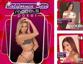 Download free mobile game: California Sехy Models Poker - download free games for mobile phone.