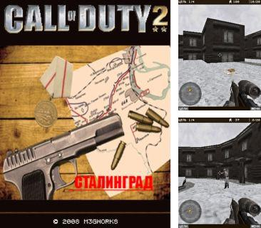 In addition to the game Air Strike 1944 for mobile phone, you can download mobile game Call of Duty 2: Stalingrad for free.
