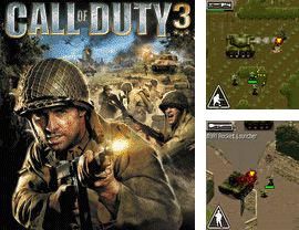 Download free mobile game: Call Of Duty 3 - download free games for mobile phone.