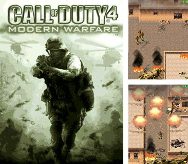 En plus du jeu Dieu de la Guerre 2:l'Extinction pour votre téléphone, vous pouvez télécharger gratuitement Call of Duty 4: Modern Warfare, Call of Duty 4: Modern Warfare.