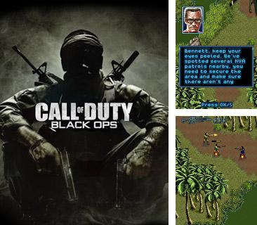 En plus du jeu Disney. Le Solitaire pour votre téléphone, vous pouvez télécharger gratuitement Call of Duty: les Chênes Noirs, Call Of Duty: Black Ops.