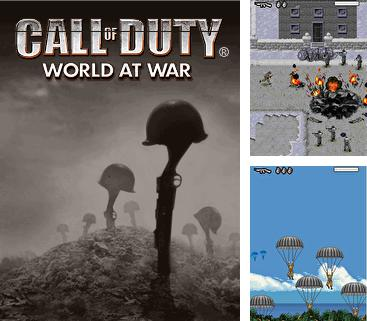 In addition to the game Green Corps:The Battle For Europe for mobile phone, you can download mobile game Call Of Duty V World At War for free.