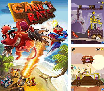 In addition to the game Dirty Dynamite Girls for mobile phone, you can download mobile game Cannon Rats for free.