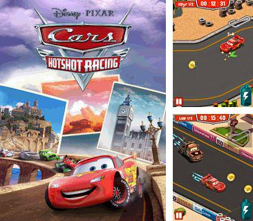 In addition to the game Cars: Hotshot racing for Android, you can download other free Android games for Samsung Galaxy Golden.