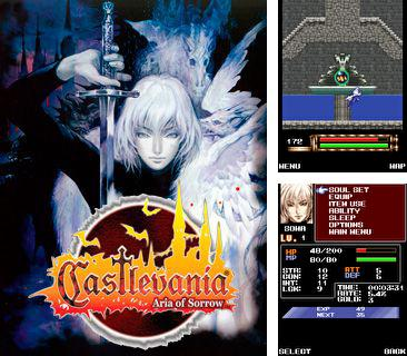 In addition to the game Naked Babe Soccer for mobile phone, you can download mobile game Castlevania: Aria of Sorrow for free.