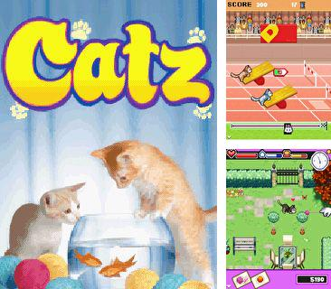 In addition to the game Pamplona Bull Run for mobile phone, you can download mobile game Catz for free.