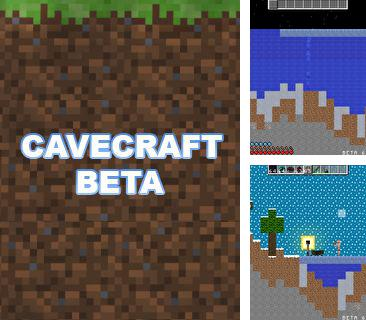 In addition to the game Puzzled? 2 for mobile phone, you can download mobile game CaveCraft Beta 11 for free.