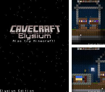 Download free mobile game: Cavecraft: Elysium edition - download free games for mobile phone.
