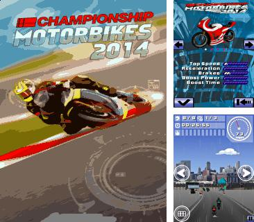 In addition to the game Guitar Hero 5 Mobile for mobile phone, you can download mobile game Championship motorbikes 2014 for free.