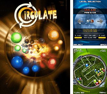 In addition to the game FIFA: World cup 2014 for mobile phone, you can download mobile game Circulate Mobile for free.