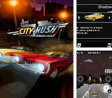 In addition to the game NBA Pro Basketball 2010 for mobile phone, you can download mobile game City rush for free.