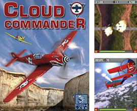 Download free mobile game: Cloud Commander 3D - download free games for mobile phone.