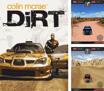 In addition to the game Racing Masters 2008 for mobile phone, you can download mobile game Colin McRae: Dirt 2D/3D for free.
