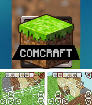 In addition to the game Footballz World Cup for mobile phone, you can download mobile game Comcraft Pocket Edition for free.