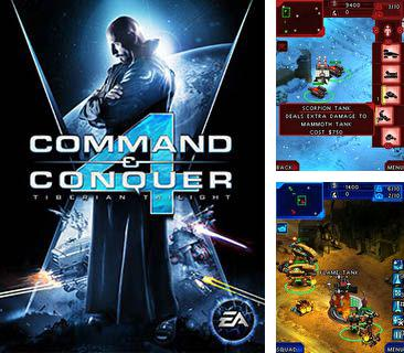 Download free mobile game: Command & Conquer 4: Tiberian Twilight - download free games for mobile phone.
