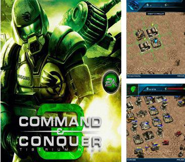 In addition to the game Dirty Jack: Queen of роrn for mobile phone, you can download mobile game Command & Conquer 3: Tiberium Wars for free.
