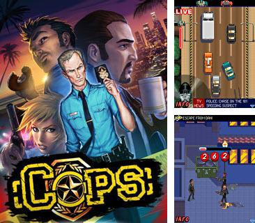 In addition to the game Midnight Bowling for mobile phone, you can download mobile game Cops L.A. Police for free.