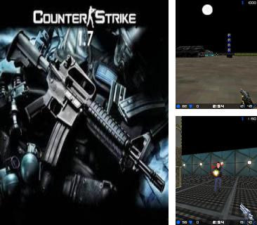 In addition to the game Need for Speed Hot Pursuit 2D for mobile phone, you can download mobile game Counter Strike 1.7 Mobile (MOD) for free.