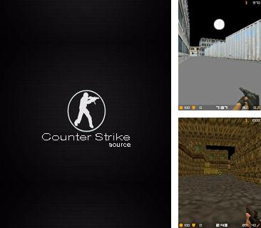 In addition to the game Formula Race for mobile phone, you can download mobile game Counter Strike: Source for free.