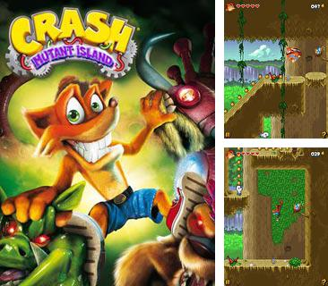 Download free mobile game: Crash Bandicoot: Mutant Island - download free games for mobile phone.