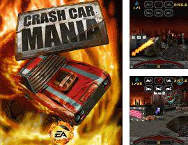 In addition to the game Aqua racing sех for mobile phone, you can download mobile game Crash Car Mania 3D for free.